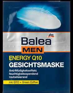 Balea Men Energy Q10 Arcpakolás