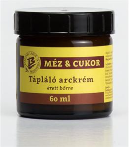 Balzsam Labor Méz & Cukor Tápláló Arckrém