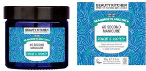 Beauty Kitchen Seahorse Plankton+ 60 Second Manicure Kézradírozó Balzsam