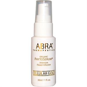 Abra Therapeutics Organic PhytoSerum - Cellular Gold