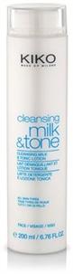 Kiko Cleansing Milk and Tone
