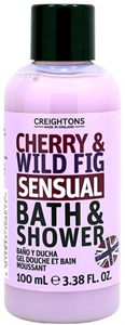 Creightons Cherry And Fig Bath & Shower Tusfürdő