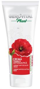 Gerovital Plant Thermo Anticellulitisz Krém
