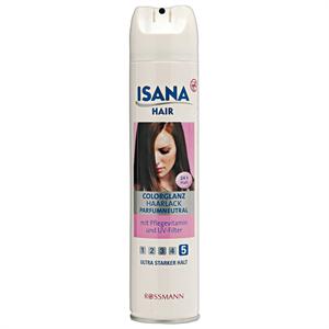 Isana Hair Parfumneutraler Haarlack