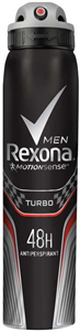 Rexona Men Turbo Deo Spray
