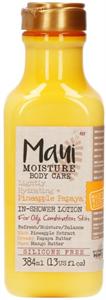 Maui Moisture Body Care Lightly Hydrating+ Pineapple Papaya In-Shower Lotion