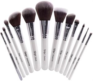 Nanshy Masterful Collection Makeup Brush Set 12 Darabos Ecsetkészlet