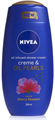 Nivea Creme & Oil Pearls Shower Cream - Cherry Blossom