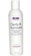 Now Foods Solutions Clarify & Illuminate Cleanser