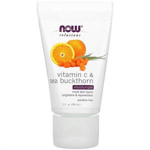 Now Vitamin C & Buckthorn Moisturizer