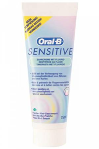 Oral-B Sensitive Fogkrém
