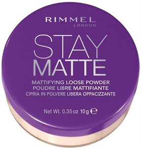 Rimmel Stay Matte Loose Powder