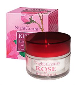 Bio Fresh Rose Of Bulgaria Éjszakai Krém