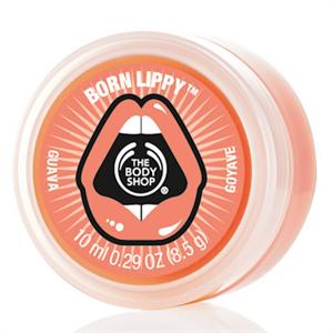 The Body Shop Born Lippy Rózsaszín Guavás Ajakápoló