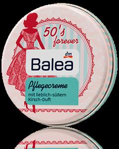 """Balea """"50'S Forever"""" Ápolókrém"""
