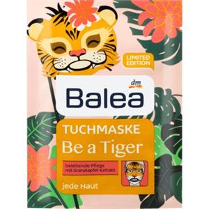Balea Tuchmaske Be A Tiger