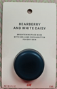 H&M Bearberry And White Daisy Brightening Face Mask