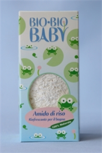 Bio Bio Baby Rizskeményítős Fürdősó
