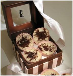 Honeycat Cosmetics Chocolate Bath Melt Treats