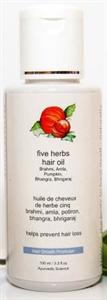 Goloka Five Herbs Hair Oil