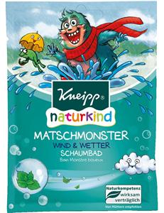 Kneipp Naturkind Matschmonster Wind & Wetter Schaumbad