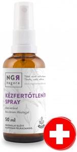 Nagora Kézfertőtlenítő Spray Aloe Verával