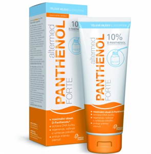 Panthenol Forte Testápoló Joghurttal