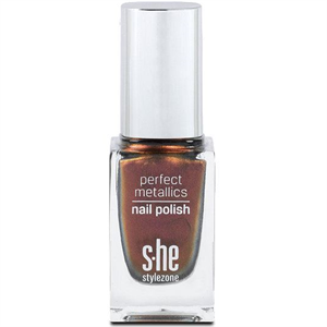 s-he stylezone Perfect Metallics Nail Polish