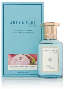 Shay & Blue White Peaches