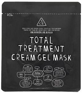 3 Concept Eyes Total Treatment Cream Gel Mask