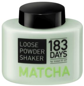 183 Days by Trend It Up Loose Powder Shaker - Matcha