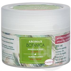 Aromax Botanica Kézápoló Krém