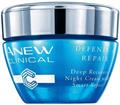 Avon Anew Clinical Deep Recovery Éjszakai Regeneráló Arckrém