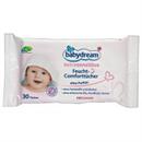 Babydream Extra Sensitive Törlőkendő (régi)