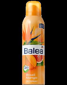 Balea Deospray Brazil Mango