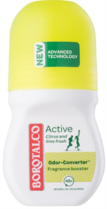 Borotalco Active Citrus & Lime Fresh Golyós Deo