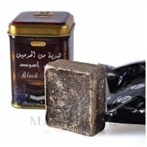Hemani Black Musk Szilárd Parfüm