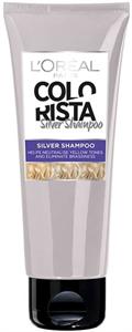L'Oréal Paris Colorista Silver Shampoo Hamvasító Sampon