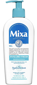 Mixa Hyaluro Fresh Bodylotion