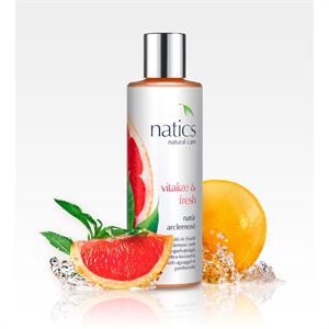 Natics Vitalize & Fresh Vitalizáló Arclemosó