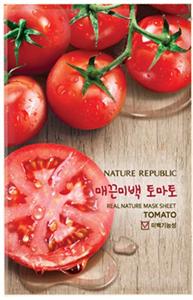 Nature Republic Real Nature Mask Sheet - Tomato