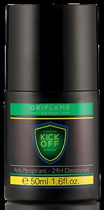 Oriflame Kick Off 24 Órás Izzadásgátló Golyós Dezodor