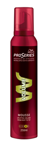 Wella Pro Series Volume Mousse