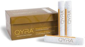 QYRA Folyékony Kollagén-Peptid Tartalmú Étrendkiegészítő