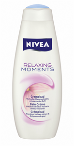 Nivea Relaxing Moments Krémtusfürdő