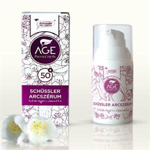 Schüssler Age Protection Arcszérum 50+