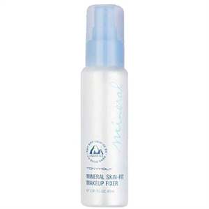 Tonymoly Mineral Mineral Skin-fit Makeup Fixer