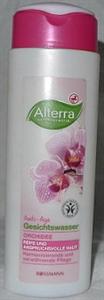 Alterra Anti-Age Orchideás Arctonik Érett és Igénybevett Bőrre