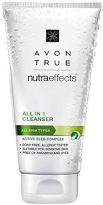 Avon True Nutra Effects Többfunkciós Arctisztító