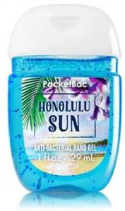 Bath & Body Works Pocketbac Honolulu Sun Anti-Bacterial Hand Gel